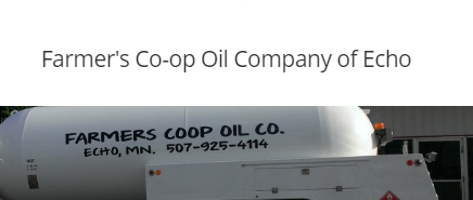 Farmer's Co-op Oil Company of Echo